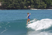 16 Rachael Tilly Kumul PNG World Longboard Championships foto WSL Tim Hain