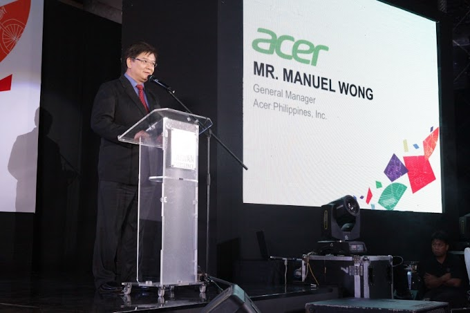 ACER Philippines participates in 2015 Taiwan Excellence Campaign