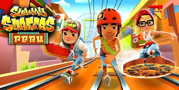 Download Subway Surfers Peru Apk Modded Unlimited Keys and Money