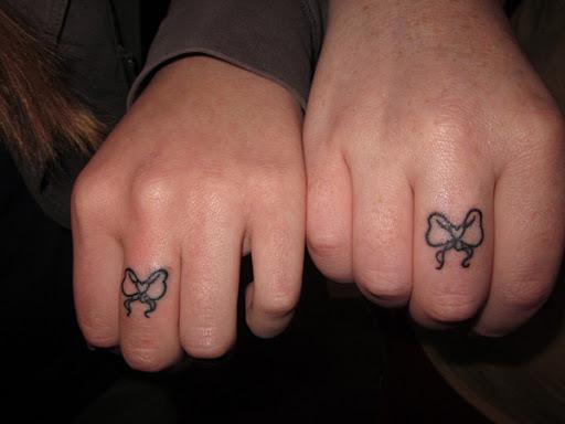 Casal Arco Tatuagens