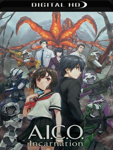 A.I.C.O. Incarnation 2018 – 1ª Temporada Completa Download – WEB-DL 1080p Dual Áudio