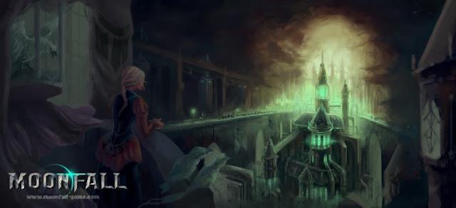 O universo de Moonfall é inspirado em Golden Axe