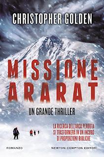 Missione Ararat Di Christopher Golden PDF