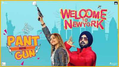 Pant Mein Gun - Diljit Dosanjh feat Sonakshi Sinha, Karan Johar, Lara Dutta