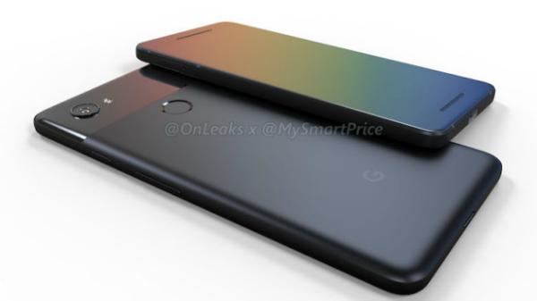 تسريب صور جديد لهاتفي جوجل Pixel 2 و Pixel XL 2