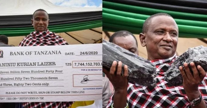 Jadi jutawan selepas jumpa batu permata terbesar!