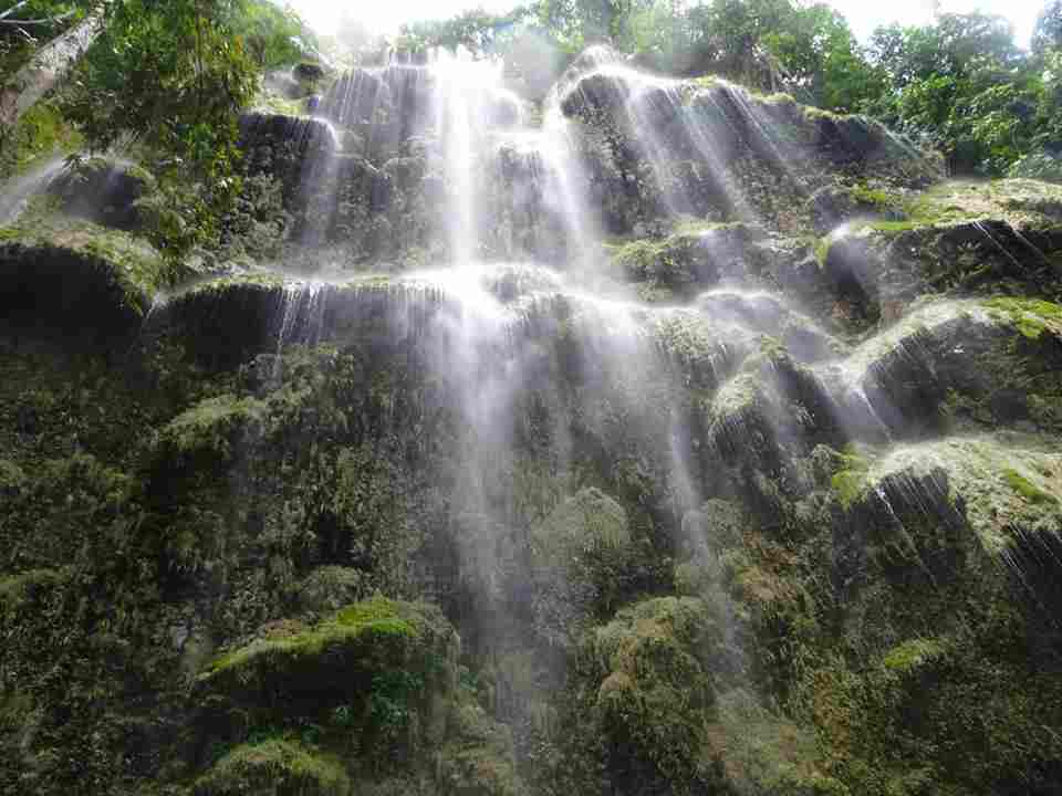 The Breathtaking Waterfalls and The Most Captivating  Tumalog Falls in Oslob Cebu Philippines 2018
