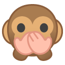 Speak No Evil emoji