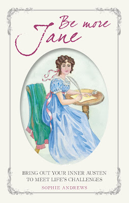 Front cover of Be More Jane by Sophie Andrews
