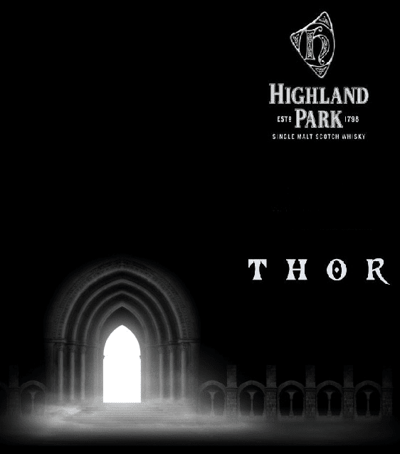 Highland Park Thor invitation