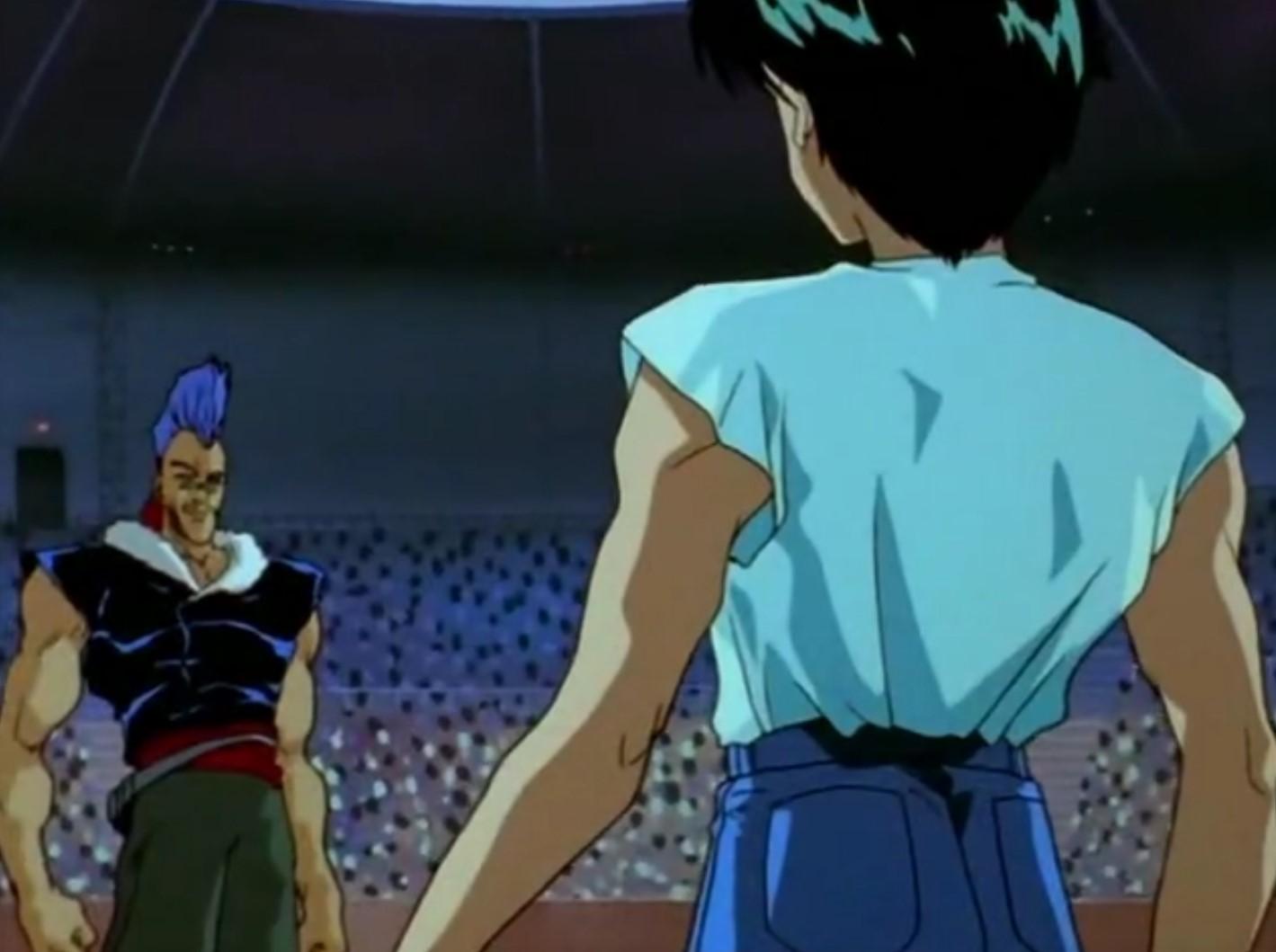 Yu Yu Hakusho – Episódio 31 – Dublado