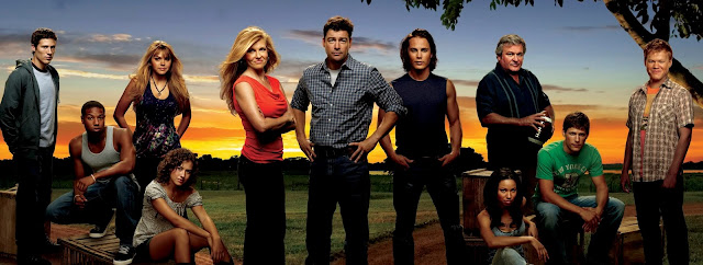 Los personajes de Friday Night Lights