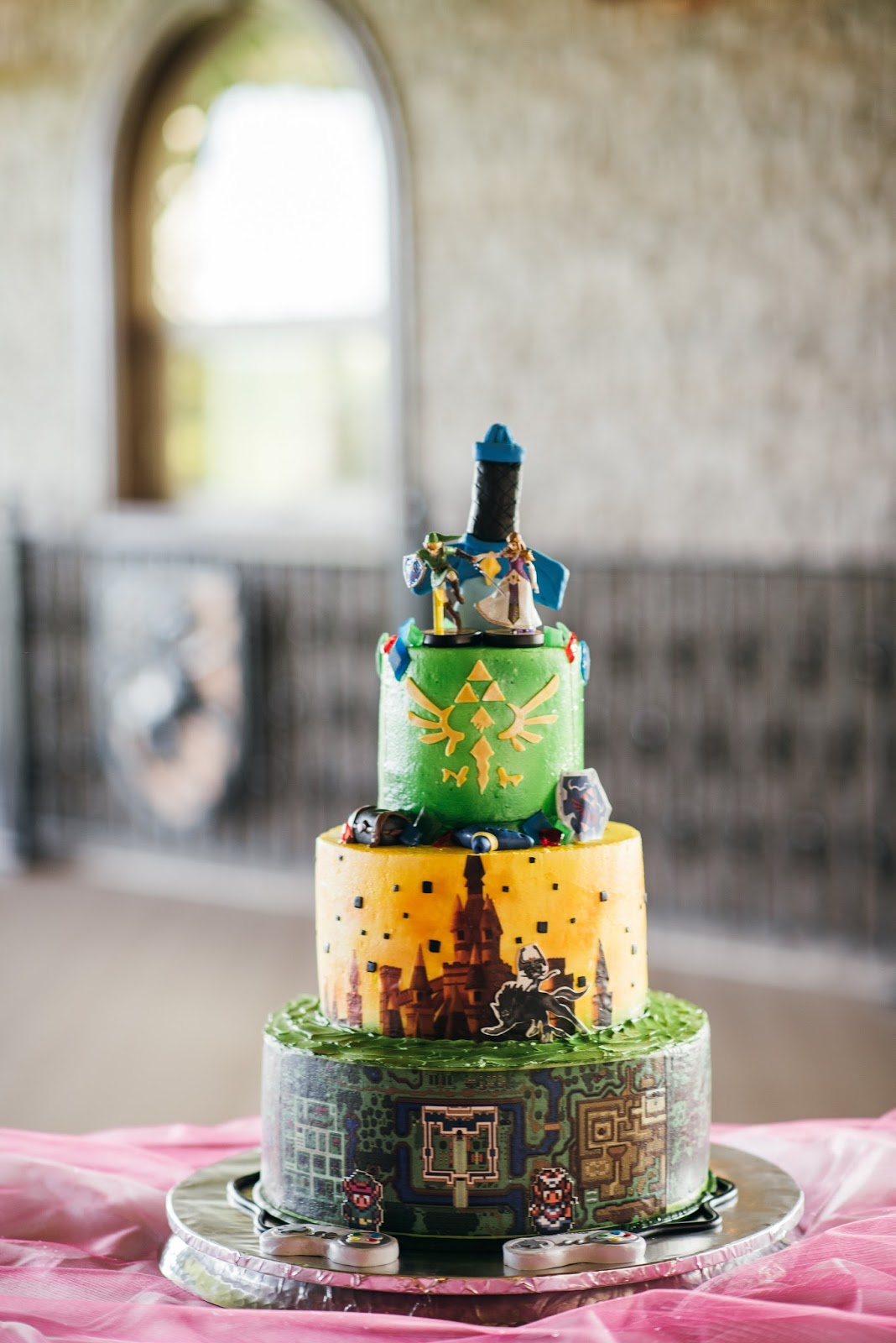 The Animated Anajo The Cake