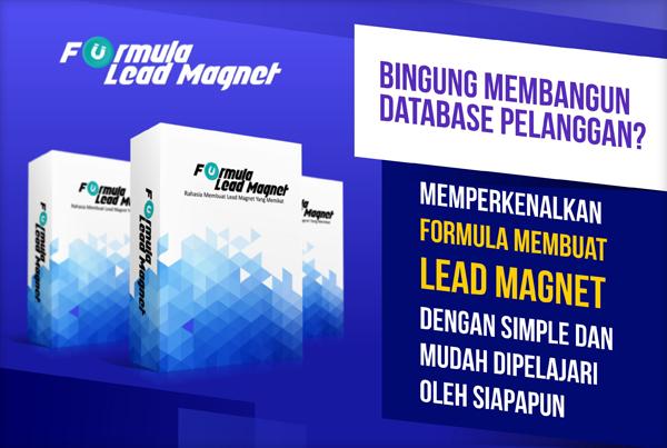 Formula Panduan Lead Magnet