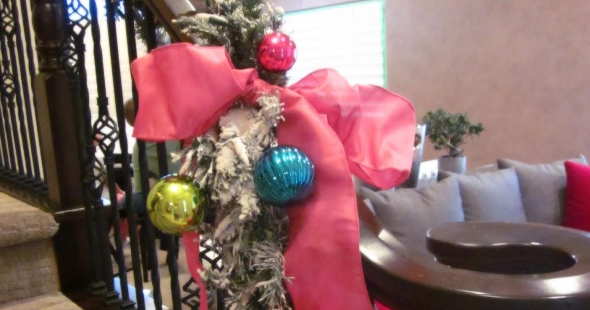 Honey I 39 M Home Candy Colored Christmas Decor