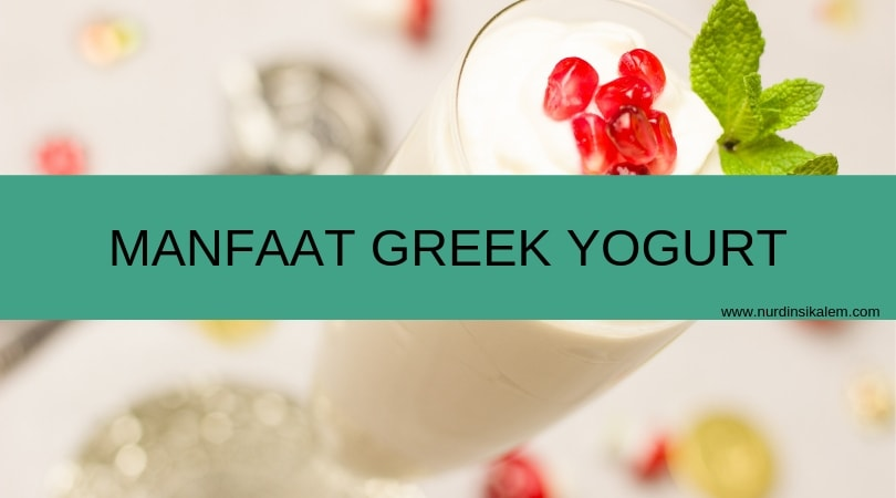 Manfaat greek yogurt