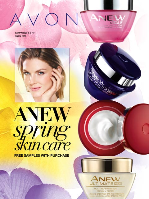 Shop AVON ANEW KITS >>>