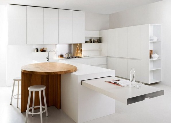 kitchen set minimalis modern - desainrumahidaman.xyz