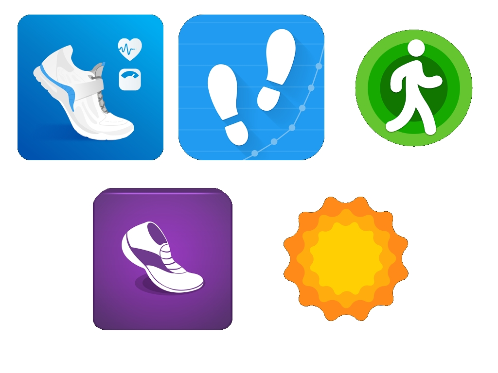 Ini Dia 5 Aplikasi Penghitung Langkah Kaki