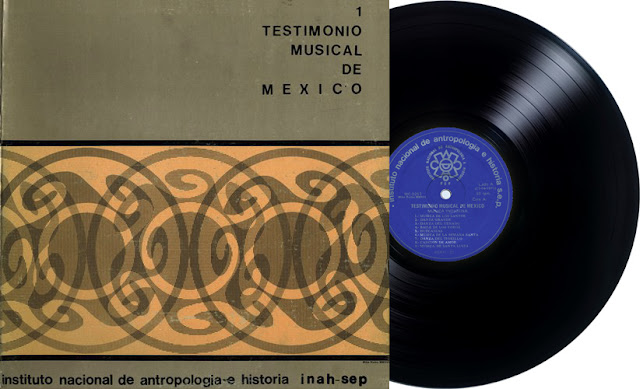 INAH 01 - TESTIMONIO MUSICAL DE MÉXICO