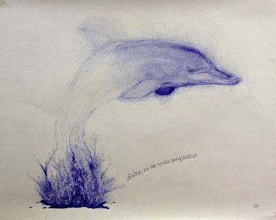 """""""dibujo"""",""""draw"""",""""ilustración"""",""""illustration"""",""""delfín"""",""""dolphin"""",""""cetáceo"""",""""bolígeafo"""",""""pluma"""",""""pen"""""""