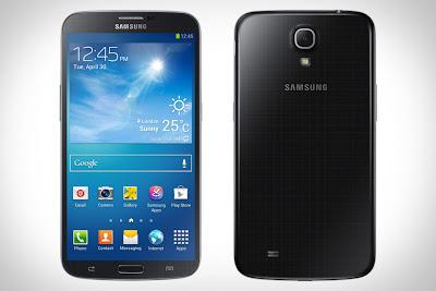 Samsung Galaxy Mega Harga Spesifikasi, Phablet Android Jelly Bean Layar 6.3 Inci Prosesor Dual Core