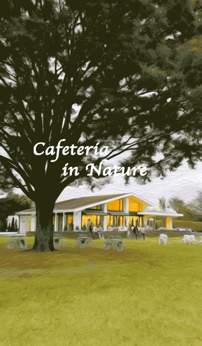 Cafeteria in Nature