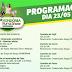 Programação da 7ª Rondônia Rural Show