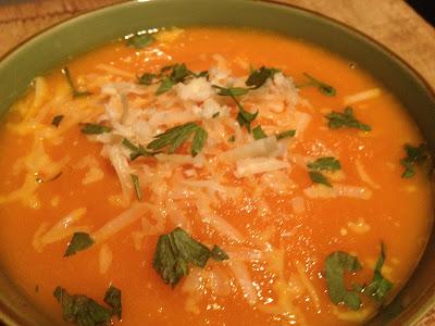 Crema de zanahorias - Receta - el gastrónomo - Receta con zanahorias - ÁlvaroGP
