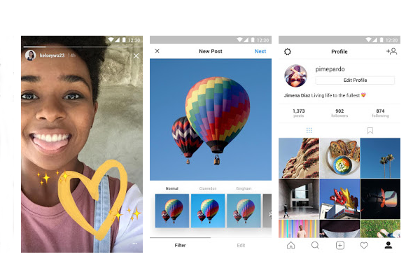 Instagram Lite app launches for Android