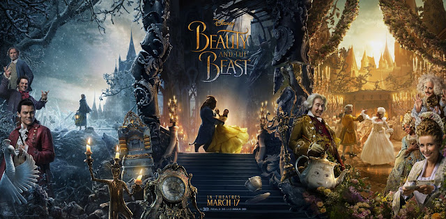 disney, film, beauty and the beast, emma watson, luke evans