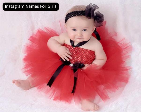 Instagram Names For Girls