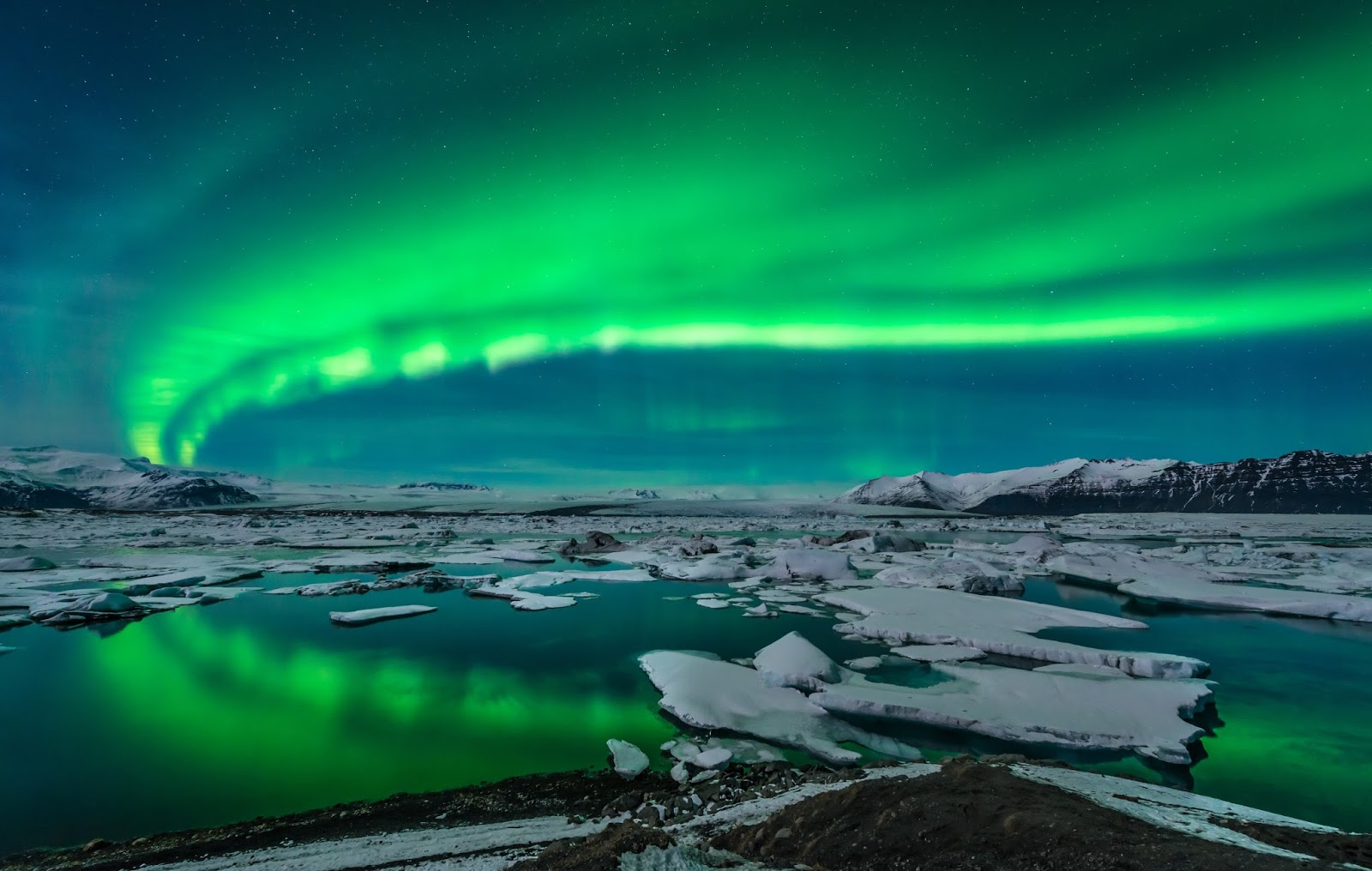 Contiki's brand new Icelandic itinerary spans four days, taking in Reykjavik, visiting hot springs and seeing the Northern Lights!