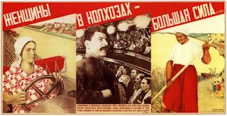 Żeńszczyny do roboty - czy to komunizm, czy też coś innego, nieważne!