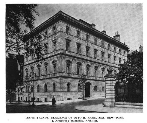 Beyond the Gilded Age: The Otto H. Kahn Residence
