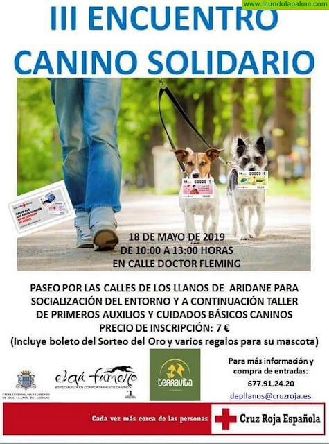 III Encuentro Canino Solidario
