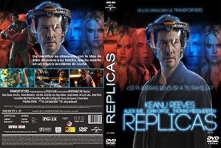 Replicas - Cover