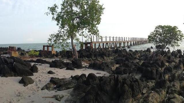 Pulau Maspari yang tersembunyi