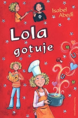 "Isabel Abedi, ""Lola gotuje"""