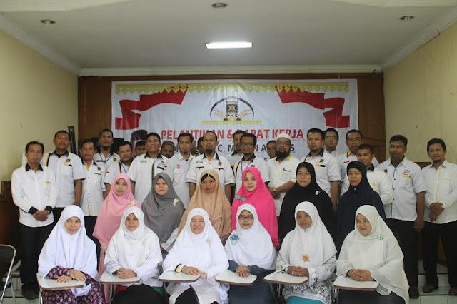 PKS Medan Amplas Siap Bekerja dan Berkhidmat untuk Rakyat