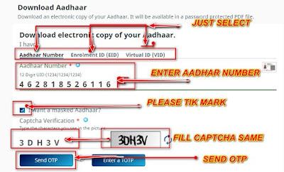 aadhar card download kaise kare, aadhar card kya hai, aadhar card me mobile number kaise lagaye, aadhar card offical site, e-aadhar download, how to download aadhar card, online aadhar card download