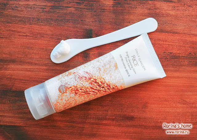 Пенка для умывания Holika Holika Daily Garden Cleansing Foam: отзывы