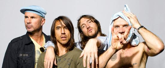 Daftar 10 Lagu Terbaik Red Hot Chili Peppers