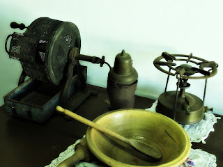 Colher de Pau, Fogareiro e Panela de Barro, Museu Antropológico Caldas Júnior, Santo Antônio da Patrulha