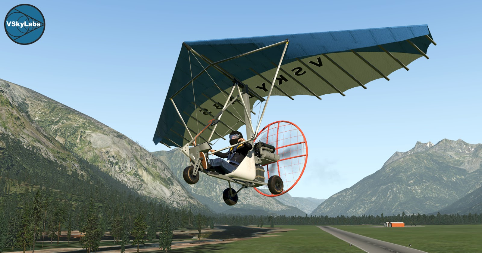 The Vskylabs Hang Glider Project