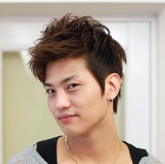 Model+rambut+cowok+korea
