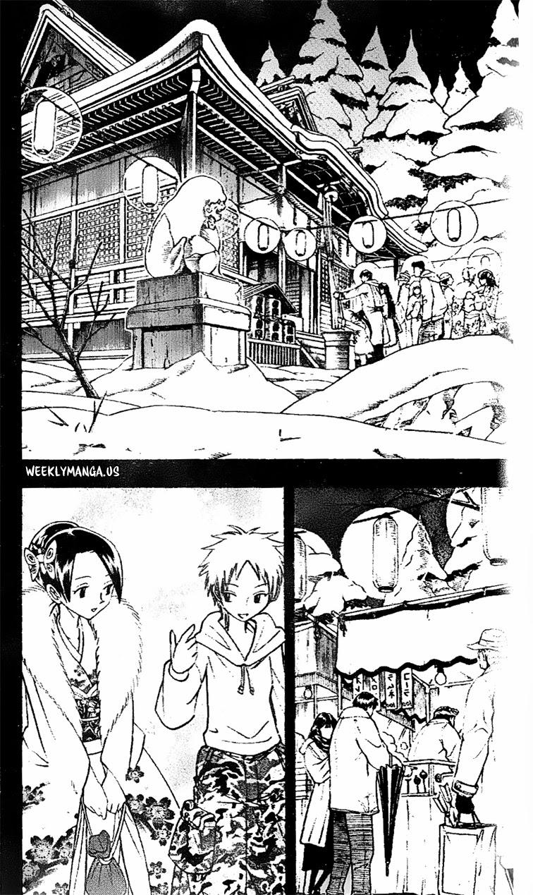 Shaman King [Vua pháp thuật] chap 172 trang 2