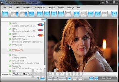 ProgDVB Professional 7.13.0 Final Full โปรแกรมดูทีวี ทั่วมุมโลก [One2up]