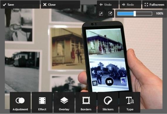 Edit Foto Online Hasil Kamera Smartphone