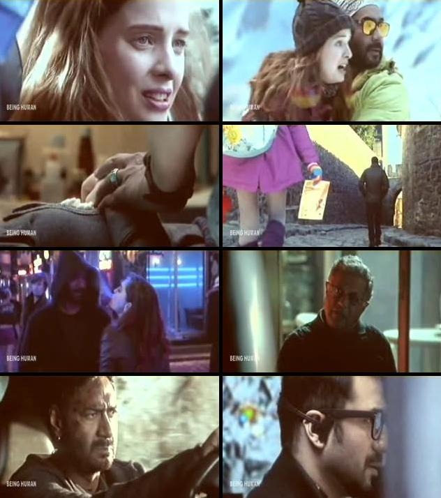 Shivaay 2016 Hindi 480p DVDScr 450mb